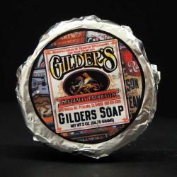 Gilders Gold Leaf Glass Soap
