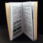 Gilding on Glass Wood Metal Book