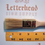 """Cutter Brushes Double Series-5880 size 1"""""""