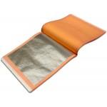 6kt White Gold Leaf Patent-Book