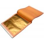 23kt Red Gold Leaf Patent-Book