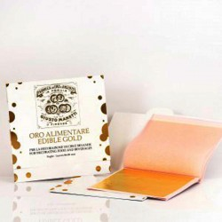 Manetti 23kt-Edible Gold-Leaf-Book