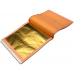 Manetti 24kt Double Gold-Leaf Patent-Book