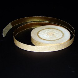 "Rolled Gold Leaf 23kt 5/8"" WB"