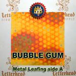 Variegated Metal Leaf-Bubble Gum 20 Book Pack