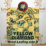 Variegated Metal Leaf-Yellow Diamonds book