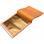 WB 22kt-Moon Gold-Leaf Patent-Book